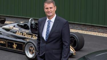 Phil Popham Lotus CEO