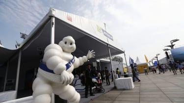 Michelin and Formula E