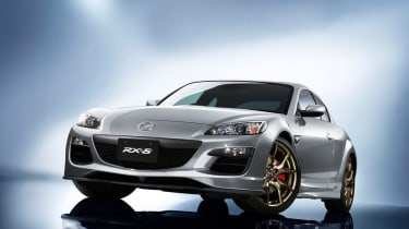 Mazda RX-8 - now out of production