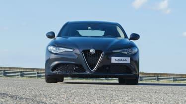 Alfa Romeo Giulia - front front