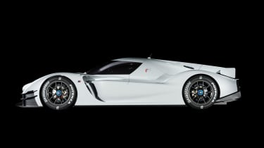Toyota Gazoo Racing GR Super Sports Concept – side