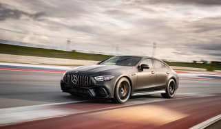 Mercedes-AMG GT63S - front quarter