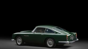 Aston Martin DB4 GT - rear quarter
