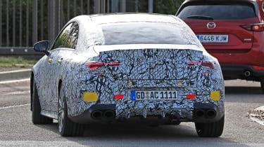 Mercedes-AMG CLA45 rear