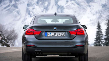 2017 BMW 4 Series Gran Coupe - Rear