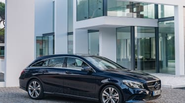 Mercedes-Benz CLA200 Shooting Brake - static 3