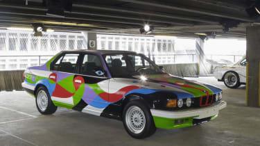BMW 730i by César Manrique