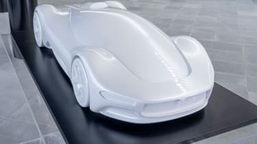 Pininfarina clay model