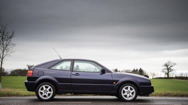 Volkswagen Corrado VR6 side