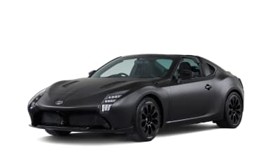 Toyota GR HV Sports Concept - front quarter