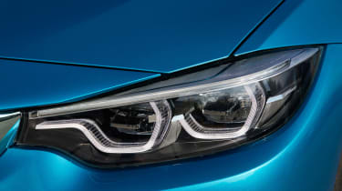 2017 BMW 4 Series Coupe - Headlight