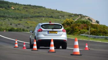 evo 2018 tyre test - braking