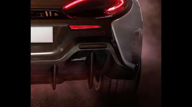 McLaren 570LT teaser