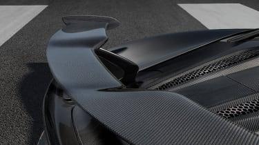 McLaren 570s MSO high downforce kit