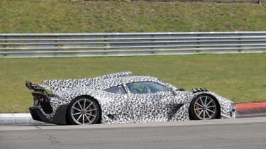 Mercedes-AMG Project One – profile