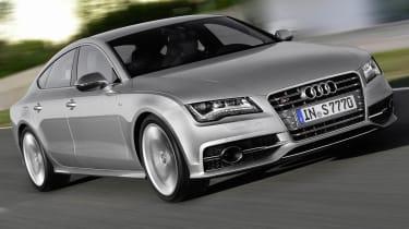 Audi S7 quattro