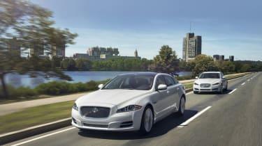 Jaguar goes four-wheel drive