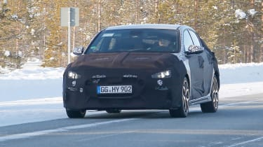 Hyundai i30 N Fastback – front