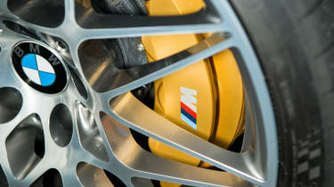 BMW M3 Competition Pack - Carbon ceramic brakes