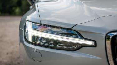 Volvo V60 headlight