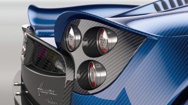 Huayra roadster lights