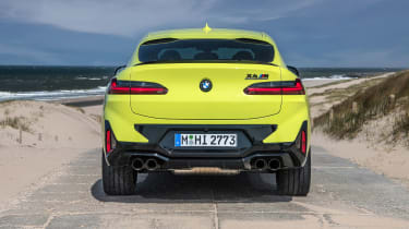 2022 BMW X3 and X4 M Competitions
