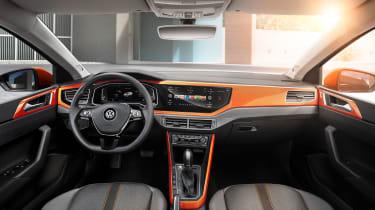2017 Volkswagen Polo - R-Line interior 2