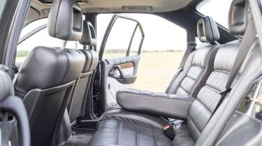 VXR8 GTS-R vs Carlton - rear seats