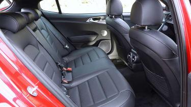 Kia Stinger GT-S UK - rear
