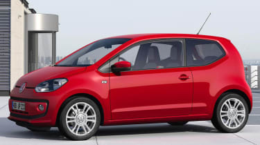 Volkswagen Up news and pictures