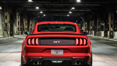 Ford Mustang GT Performance Pack Level 2 – rear