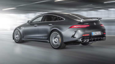Mercedes-AMG GT63 S Edition 1 - rear wuarter