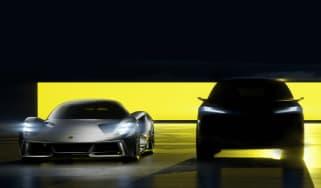 Lotus EV future plans
