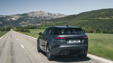 Range Rover Velar SVA - rear