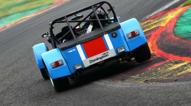 Caterham Seven Donington Edition - Rear