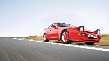 Porsche 924 Carrera GT – front quarter