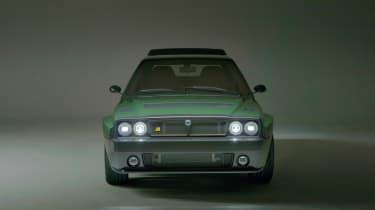 Automobili Amos Lancia Delta Integrale - nose