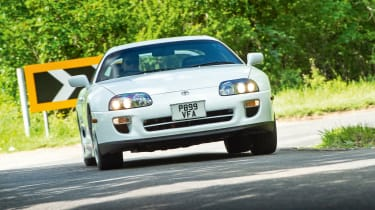 A80 Toyota Supra front
