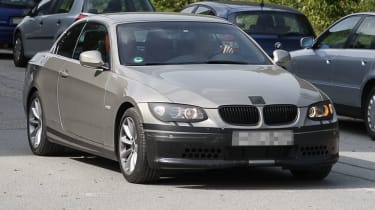 BMW 3-series Cabrio Facelift