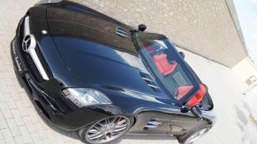 Mercedes SLS AMG Roadster by Senner