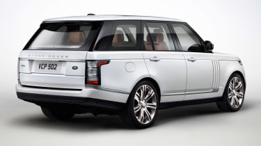 Long wheelbase Range Rover announced