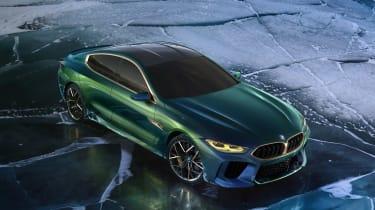 BMW M8 Concept - front