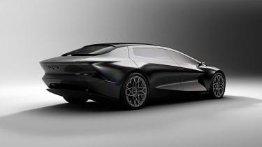 Lagonda Vision concept - rear quarter