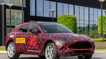 Aston Martin DBX prototype