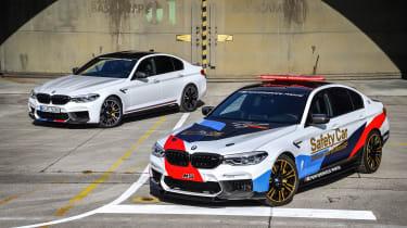 BMW M5 M Performance parts - pair3
