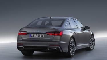 Audi A6 2018 - rear