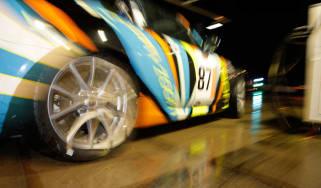 Britcar 24hrs in Mazda MX-5