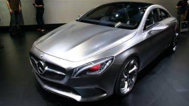 Beijing show: Mercedes-Benz CSC