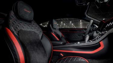 2021 Bentley Continental GT Speed - static cabin