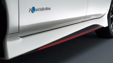 Nissan Leaf Nismo side skirts